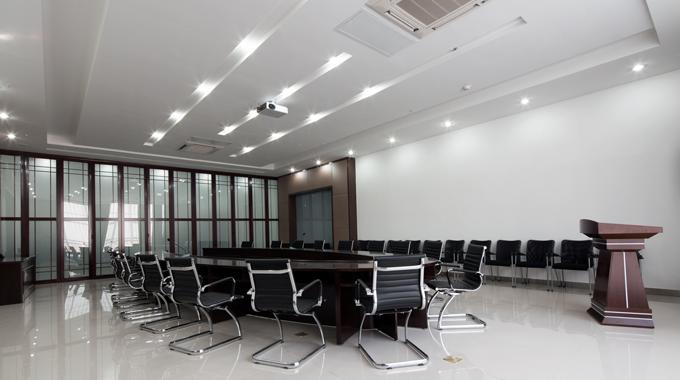 公司大会议室